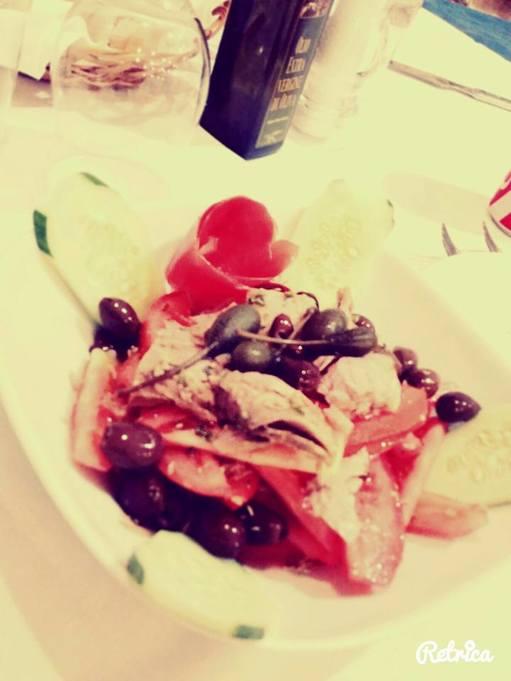 Dolce risacca ristorante patti marina
